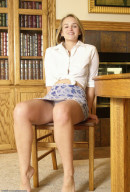 Amy in upskirts and panties gallery from ATKARCHIVES - #1