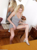 Matti in upskirts and panties gallery from ATKARCHIVES - #1