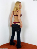 Lucie in upskirts and panties gallery from ATKARCHIVES - #14