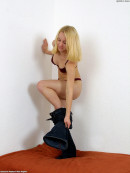 Lucie in upskirts and panties gallery from ATKARCHIVES - #2