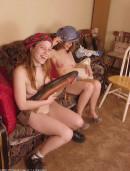 Bernie & Leanne in lesbian gallery from ATKARCHIVES - #1