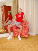 Bridget in upskirts and panties gallery from ATKARCHIVES - #10