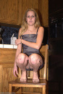 Caley in upskirts and panties gallery from ATKARCHIVES - #11