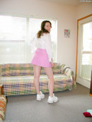 Prudence in upskirts and panties gallery from ATKARCHIVES - #1