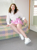 Prudence in upskirts and panties gallery from ATKARCHIVES - #11