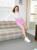 Prudence in upskirts and panties gallery from ATKARCHIVES - #8