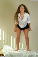 Marcy in upskirts and panties gallery from ATKARCHIVES - #14