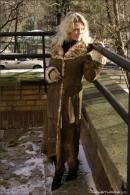 Valia in Winter Angels gallery from MPLSTUDIOS by Alexander Lobanov - #12