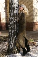 Valia in Winter Angels gallery from MPLSTUDIOS by Alexander Lobanov - #15