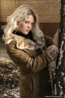 Valia in Winter Angels gallery from MPLSTUDIOS by Alexander Lobanov - #3