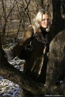 Valia in Winter Angels gallery from MPLSTUDIOS by Alexander Lobanov - #7