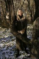 Valia in Winter Angels gallery from MPLSTUDIOS by Alexander Lobanov - #8