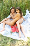 Kira And Kristie in Watermelon gallery from MPLSTUDIOS by Anton Volkov - #12