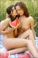 Kira And Kristie in Watermelon gallery from MPLSTUDIOS by Anton Volkov - #7
