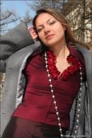 Svetlana in Postcard From St. Petersburg gallery from MPLSTUDIOS by Alexander Fedorov - #13