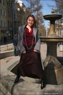 Svetlana in Postcard From St. Petersburg gallery from MPLSTUDIOS by Alexander Fedorov - #2