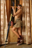 Lilya in Apres-ski gallery from MPLSTUDIOS by Alexander Fedorov - #3