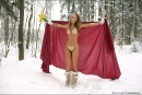 Masha in Winter Angels gallery from MPLSTUDIOS by Mikhail Paromov - #2