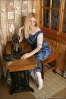 Anuetta in Seamstress gallery from MPLSTUDIOS by Alexander Lobanov - #3