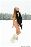 Masha in Winter Angels gallery from MPLSTUDIOS by Mikhail Paromov - #5