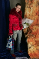 Dasha in Behind The Scenes gallery from MPLSTUDIOS by Alexander Fedorov - #1