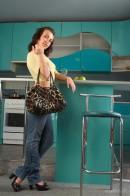 Yana A in Cucina gallery from METMODELS by Maria Kenig - #9