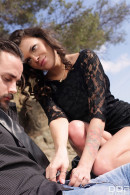 Verona Sky in VIP Distraction: Hot Babe Blows Boyfriend's Cock On Beach gallery from ONLYBLOWJOB - #9