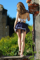 Eva Gold in Teen-style gallery from STUNNING18 by Antonio Clemens - #13