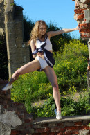 Eva Gold in Teen-style gallery from STUNNING18 by Antonio Clemens - #8