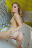 Melody Y in YELLOW SHOWER. PART 2 gallery from YONITALE - #16