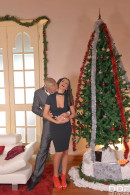 Alyssia Kent in The Night Before Xmas gallery from HANDSONHARDCORE - #5