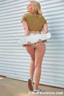 Manda Kay In Hot Wheels gallery from PLAYBOY PLUS - #1
