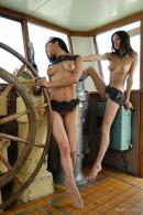 Lilya & Valya in Ship Shape gallery from METMODELS by Sergey Goncharov - #3