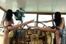 Lilya & Valya in Ship Shape gallery from METMODELS by Sergey Goncharov - #7