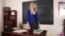Ashleigh in Blackmailed Teacher gallery from UPSKIRTJERK - #1