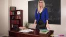 Ashleigh in Blackmailed Teacher gallery from UPSKIRTJERK - #5
