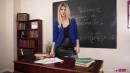 Ashleigh in Blackmailed Teacher gallery from UPSKIRTJERK - #6