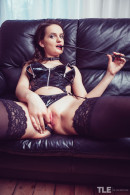 Maria Z in Dark Side gallery from THELIFEEROTIC by Higinio Domingo - #5