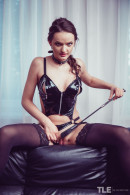 Maria Z in Dark Side gallery from THELIFEEROTIC by Higinio Domingo - #6