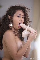 Melody Petite in Nylon 1 gallery from THELIFEEROTIC by Sandra Shine - #9