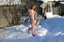 Alma in Snow Bunny gallery from EROTICBEAUTY by Paramonov - #12