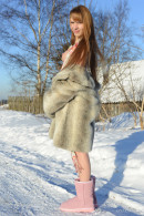 Alma in Snow Bunny gallery from EROTICBEAUTY by Paramonov - #3