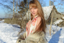 Alma in Snow Bunny gallery from EROTICBEAUTY by Paramonov - #4