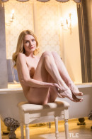 Gerda A in Creamed Shaving 1 gallery from THELIFEEROTIC by Nick Twin - #4