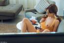 Satin in Gamer Girl gallery from ALEX-LYNN by Alex Lynn - #4