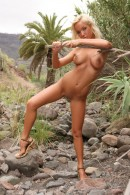 Natali in Jungle Princess gallery from WATCH4BEAUTY by Mark - #11