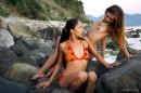Natasha & Marina in Paradise gallery from METMODELS by Skokov - #11
