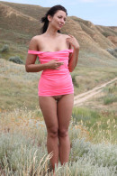 Lusee in Pink Is Hot gallery from EROTICBEAUTY by Yann - #5