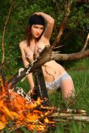 Lyalya in Ritual gallery from MILENA ANGEL by Erik Latika - #3