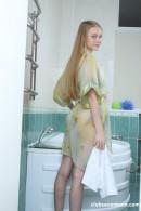 Anastasha in Sexy Blonde Babe Masturbates In Bathtub gallery from CLUBSEVENTEEN - #1